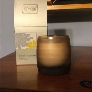 New in box. BlissLiving Candle